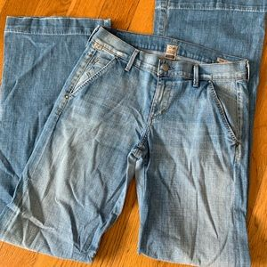 Citizens of Humanity flaunt flared jeans